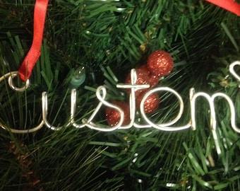 custom ornaments,Christmas ornaments handmade,Christmas ornaments personalized,family christmas ornaments,Custom name ornament,name ornament
