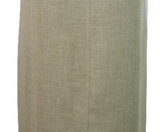 Vintage Sheath Dress Size 16  by St Michael in Beige  Excellent Condition - Free Postage - Reduced International Postage