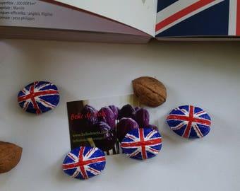 United Kingdom flag-Magnet