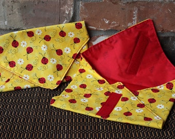 Reusable Sandwich Wrap - Ladybug