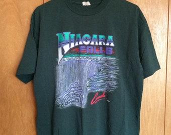 Vintage Niagra Falls Tshirt