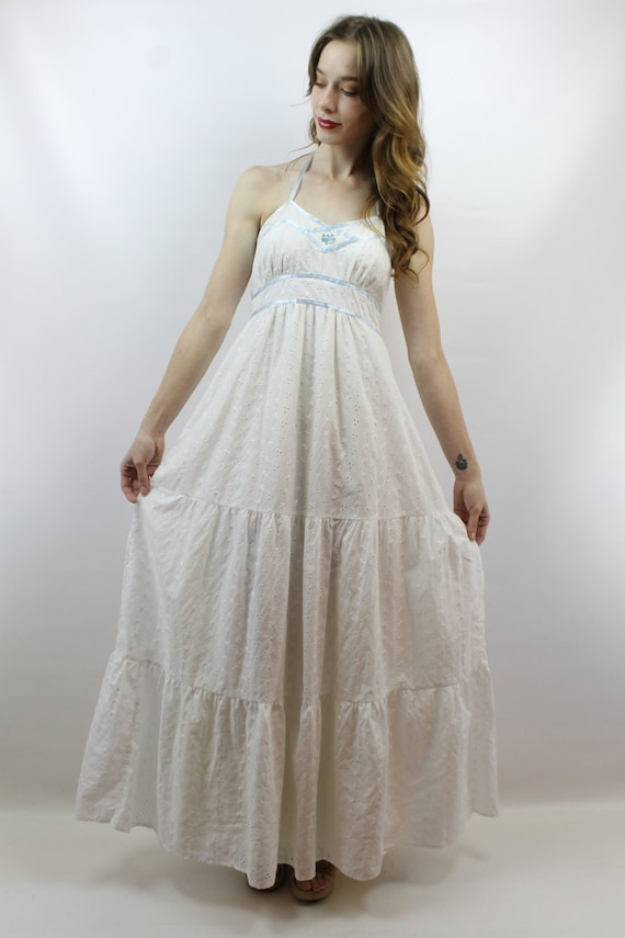 Hippie Wedding Dress Hippy Wedding Dress Boho Wedding Dress