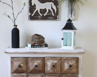 Wooden horse decor, Horse lover gift, Equestrian wall decor, Horse decor, Equestrian art, Horse Farmhouse decor, Horse painting