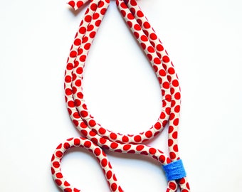 Necklace Red Dots