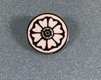 Avatar the Last Airbender White Lotus Enamel Pin