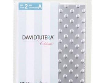 David Tutera Celebrate Step 2 Card Layer, A7,  RG3-D442