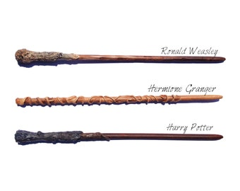 Harry Potter Inspired Replica Wands