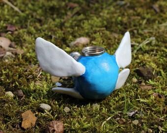 Fairy Pipe Navi Pipe Zelda Sculpture Ocarina of Time