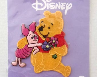 Fusible APPLIQUE Pooh and piglet REF. 503457