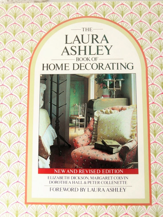 home decorating buch laura ashley 1985 englisch dekoration f r. Black Bedroom Furniture Sets. Home Design Ideas