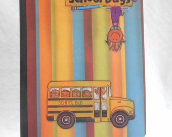 ALTERED COMPOSITION NOTEBOOK back-to-school