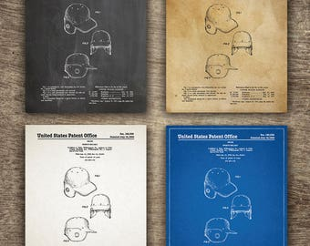 Sports blueprint etsy sports helmet sports helmet poster sports helmet patent sports helmet print sports malvernweather Choice Image