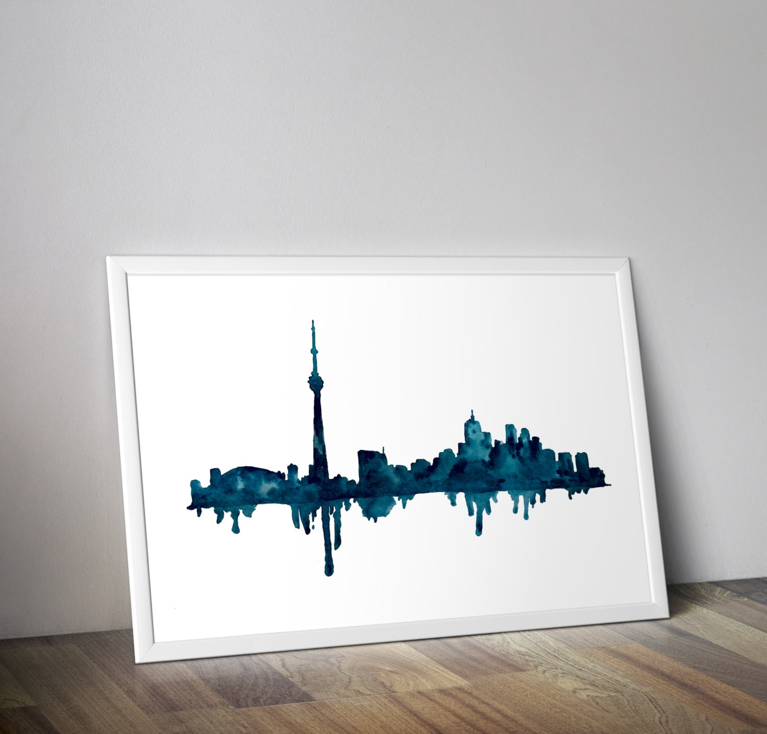 Toronto skyline toronto art watercolor cityscape cityscape zoom gumiabroncs Image collections