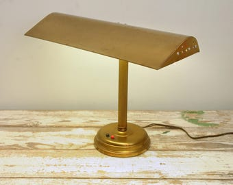 Mid Century Industrial Desk Lamp