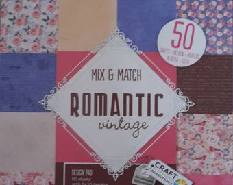 leaves romantic vintage