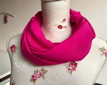 Bright scarf - Infinity scarf