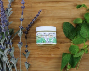 Lavender and Peppermint salve