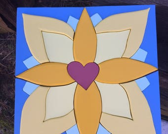 Love Blooms - Sunflower