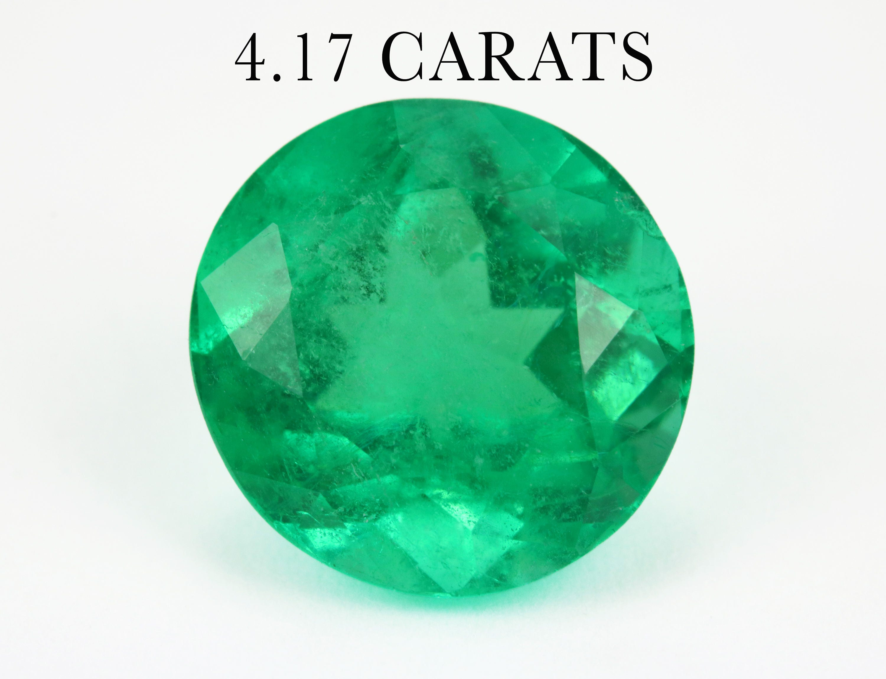cut in ct jewellers emerald gold oval ring qp