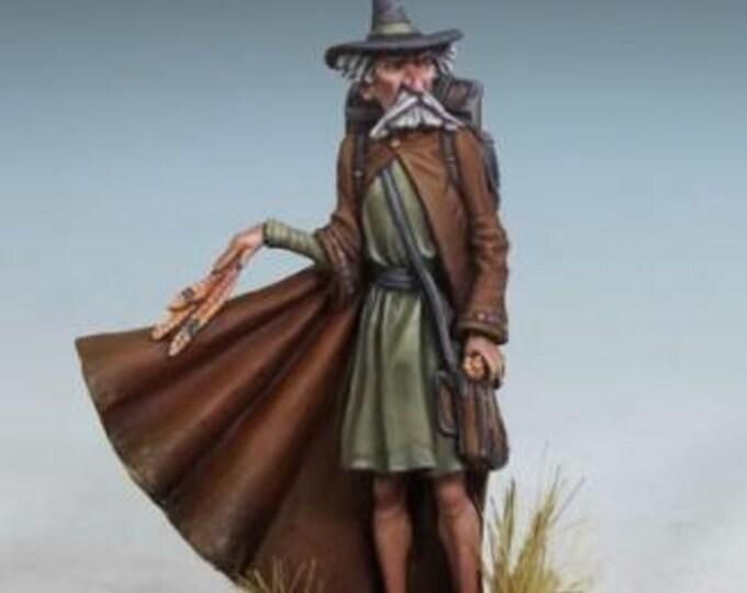 DiTerlizzi Masterworks: The Herbalist, Human Druid - 4605 - Dark Sword Miniatures