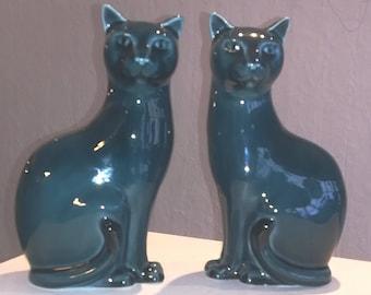 Blue poole cats