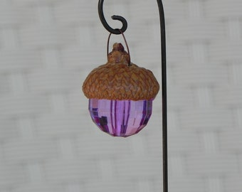 Fairy Lantern bellota tapa miniatura accesorios