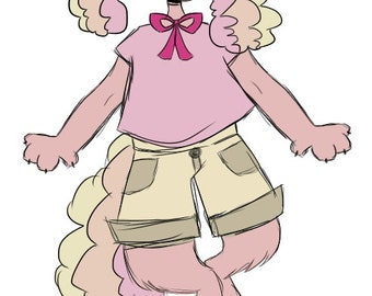 Marrlie the Pink Cat