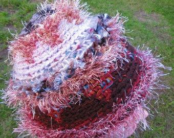 Autumnal Sparkle Beanie Hat