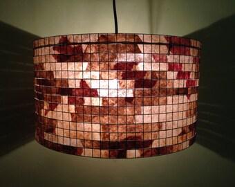 20% Off Chandelier Lamp Pendant Light Lampada Lampshade Coffee Filter Art - Shipping Worldwide