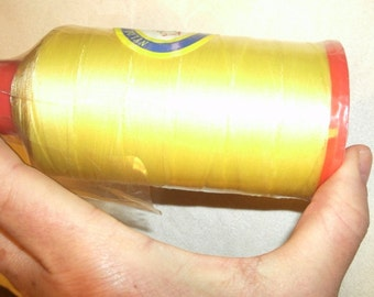 Bonded Nylon Upholstery Thread Large spool of thread