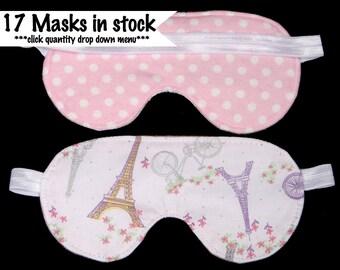 PARIS Eiffel Tower Sleeping Eye Mask Spa Eye Mask Sleep over Paris party favor