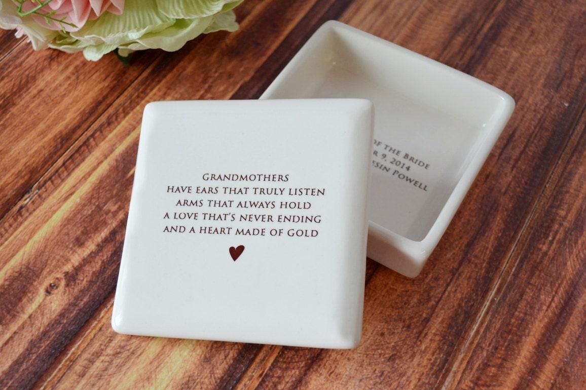 Grandmother Wedding Gift: Grandma Wedding Gift Grandmother Gifts Grandmother Of Bride