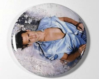 """Young Johnny Depp LARGE 2.25"""" Magnet #3"""