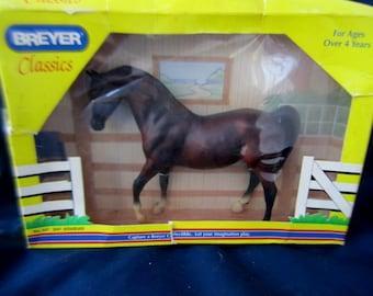 Breyer Classic Arabian #647 Horse Model, Statue,Figurine Still In Original Box