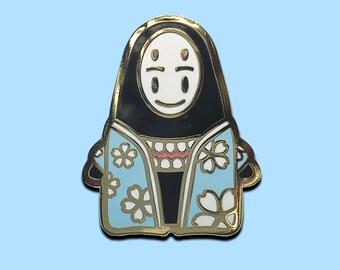 Studio Ghibli - Spirited Away - No-Face - Enamel Pin
