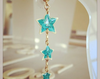 Star Silhouette Earrings