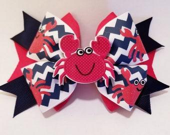 Happy Crabby Bow