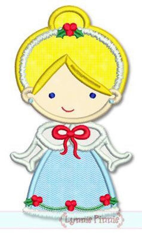 SAMPLE SALE, Cinderella Christmas Cutie Embroidered Shirt - Cinderella - Glass Slipper - Disney Princess - Disney Christmas Vacation -