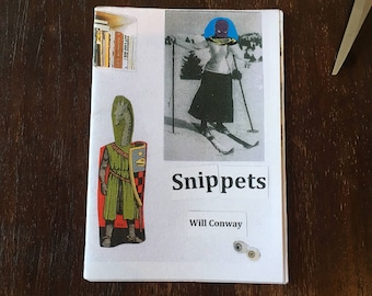Snippets - booklet - Will Conway