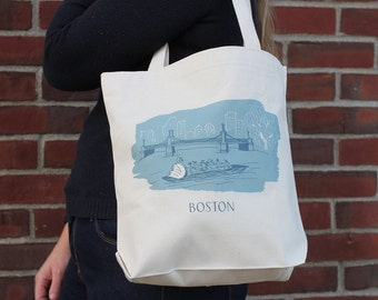Boston Tote