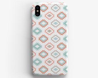 Aztec Diamond iPhone 8 Case iPhone 6s Case iPhone 5s Case iPhone 7 Plus Case iPhone 6s Plus Case 3D Wrap