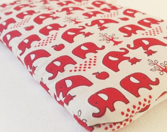 Red Elephants Phone Cover