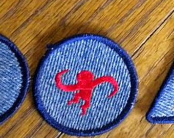 Baril de singes Patch / mérite insigne