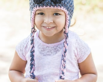 Tractor Hat - Farming photo prop, girls tractor hat, crochet tractor hat, farming photo prop, baby farmer, tractor hat prop, tractor prop