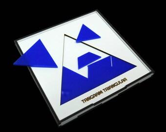 Tangram triangular methacrylate