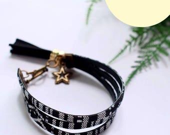 Ethnic Handwoven Bracelet