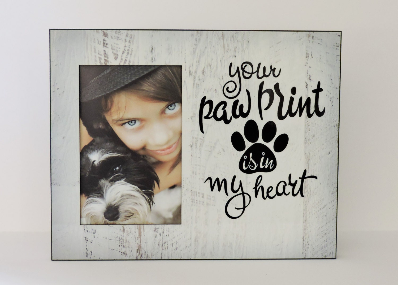 Marcos personalizados para mascotas, cuadros de mascotas y Pet ...