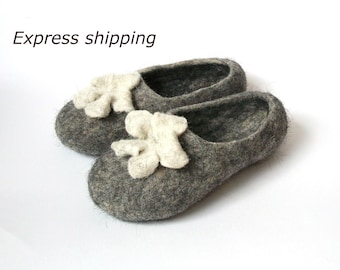 Express shipping for slippers