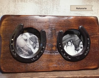 Picture frame Horseshoes