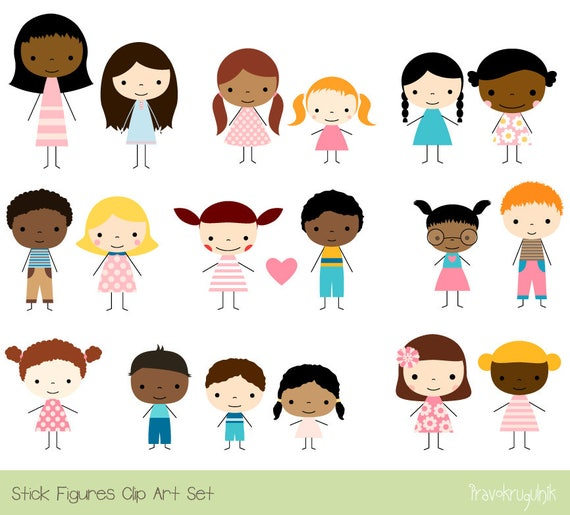 cute children clipart multicultural clip art multiracial rh etsy com multicultural clipart from around the world multicultural education clipart